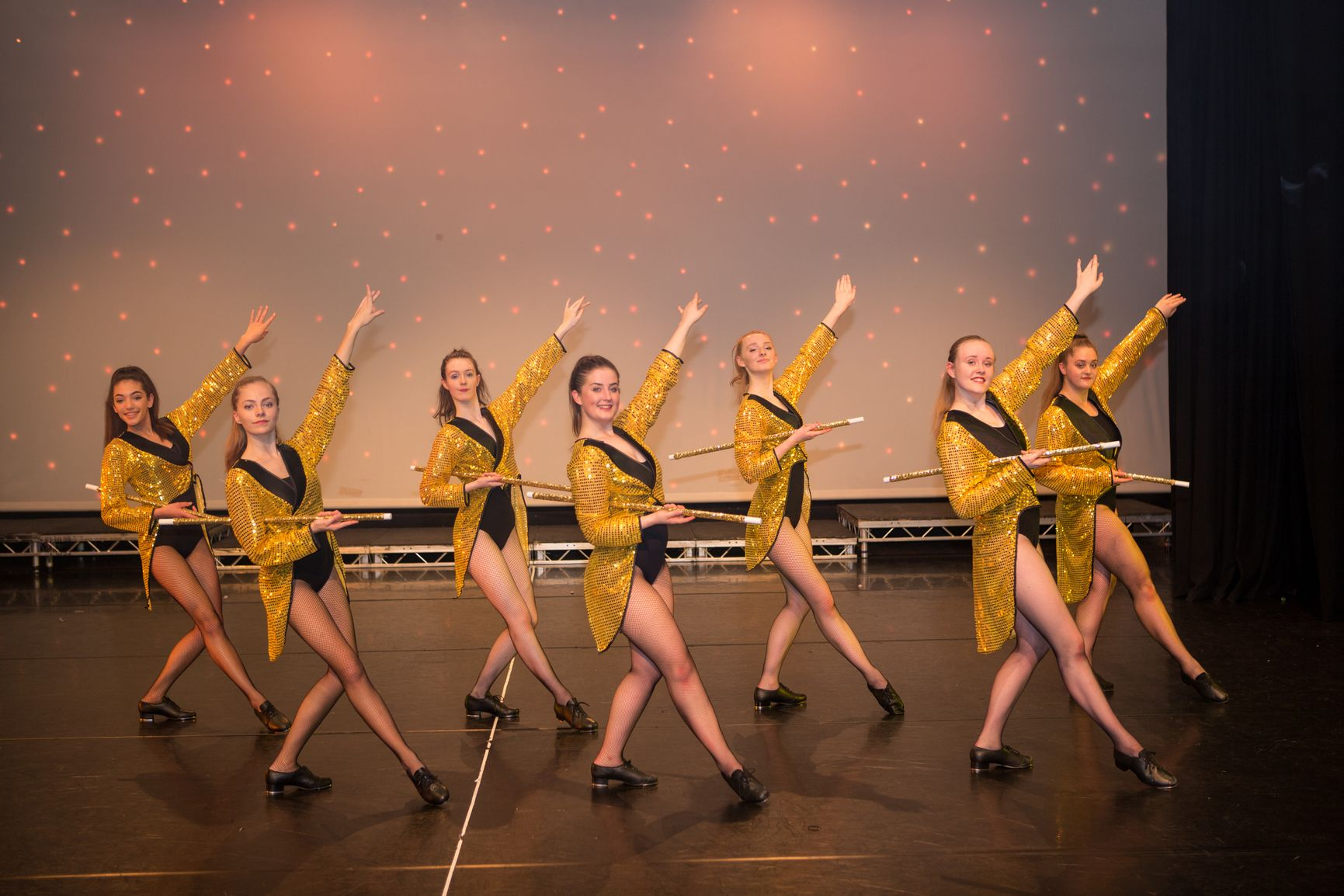 Bedfordshire School of Dance & Drama - 2017 ©Becky Kerr Photography