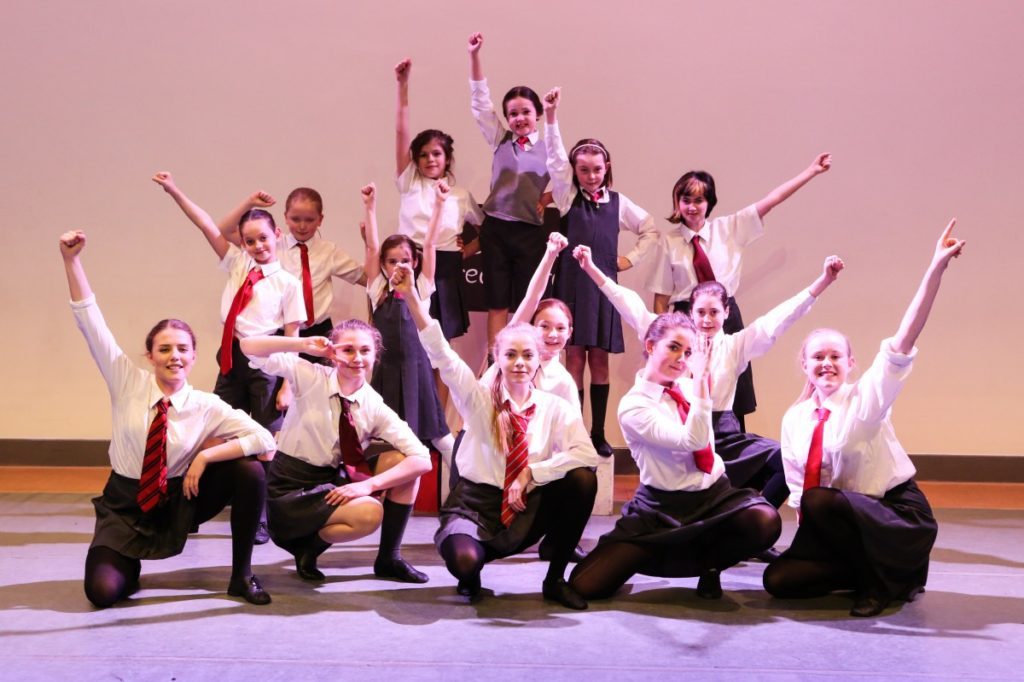 Bedfordshire School of Dance & Drama - Performance Weekend February 2016